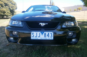 2002 Ford Mustang COBRA Coupe