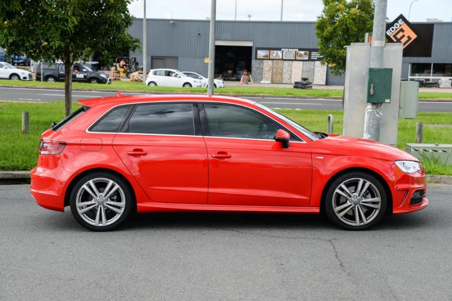 2013 Audi A3 Hatchback