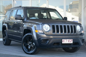 Jeep Patriot Blackhawk CVT Auto Stick 4x2 MK MY14