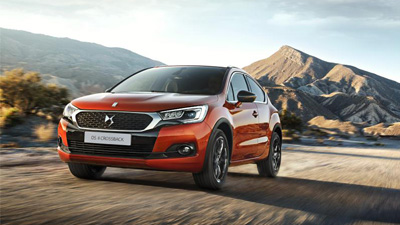 DS4 Crossback Design