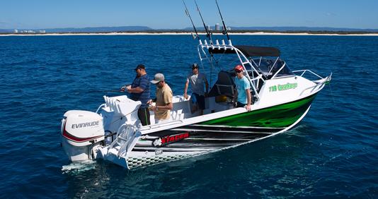 New Stacer 739 Ocean Ranger