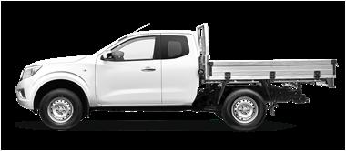 Navara - RX 4X4 Single Cab Chassis Manual