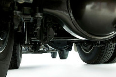 Rear Axles and Driveline