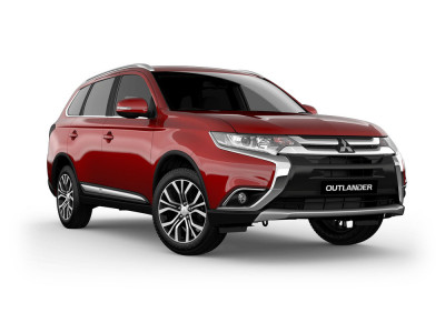 Mitsubishi Outlander LS Safety Pack 2WD 5 Seat ZK
