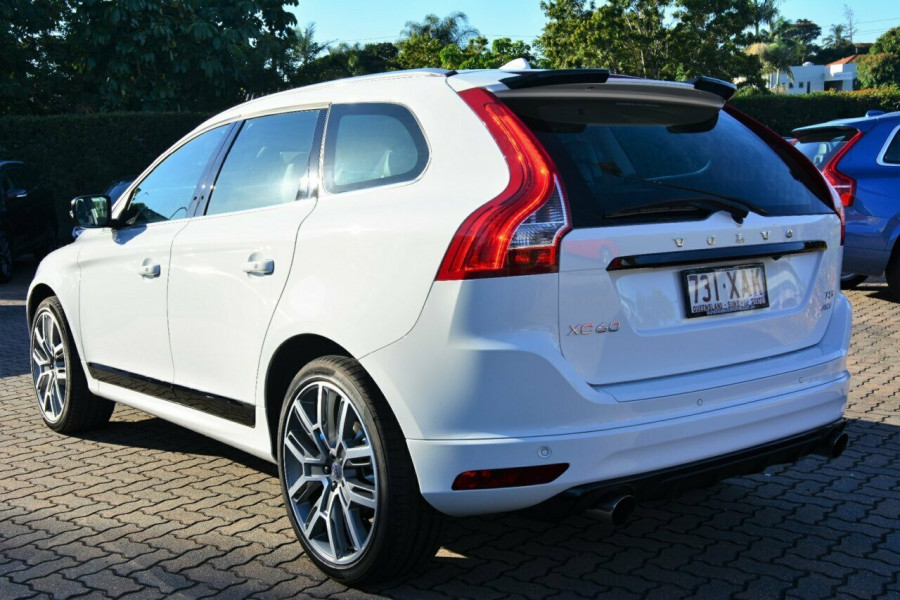2016 MY Volvo XC60 DZ T5 Luxury Wagon