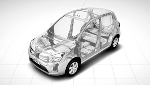 Celerio Body and Chassis