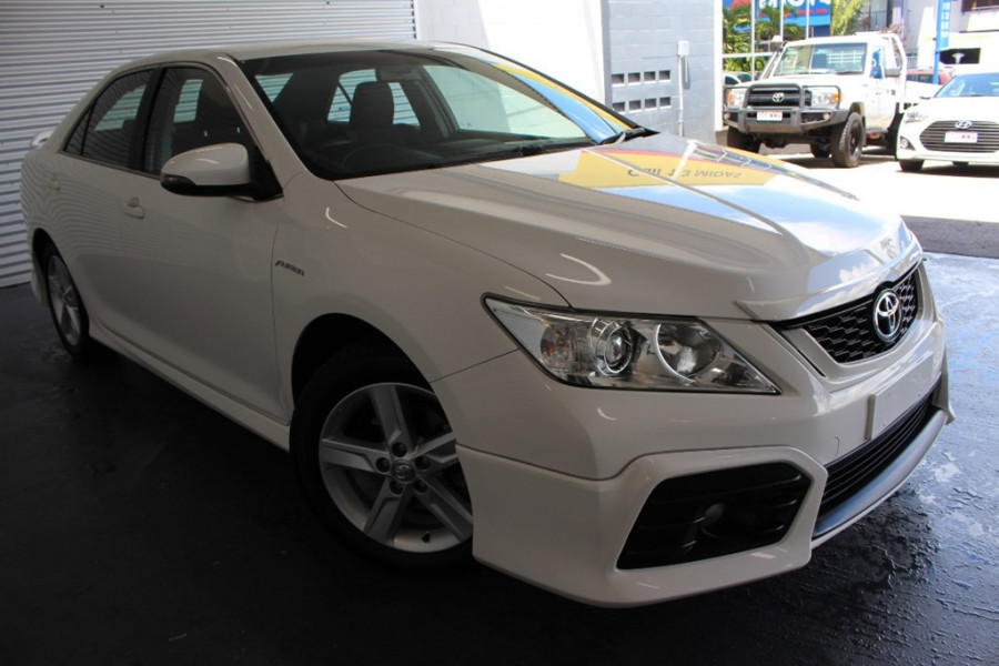 2013 toyota aurion sportivo sx6 for sale in cairns
