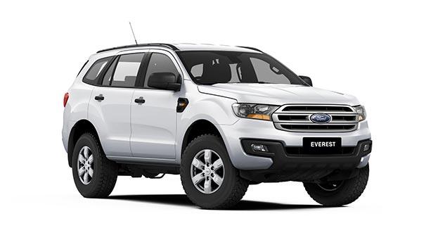 Everest Ambiente RWD 3.2L Diesel