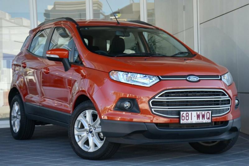 2016 Ford EcoSport BK Trend Wagon
