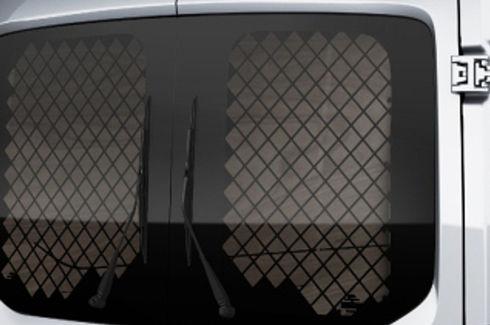 """<img src=""""Rear window grilles"""