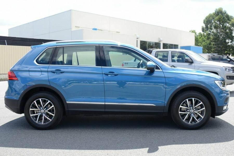 2017 Volkswagen Tiguan 5n Comfortline Wagon For Sale In Ipswich Brisbane Ipswich Volkswagen