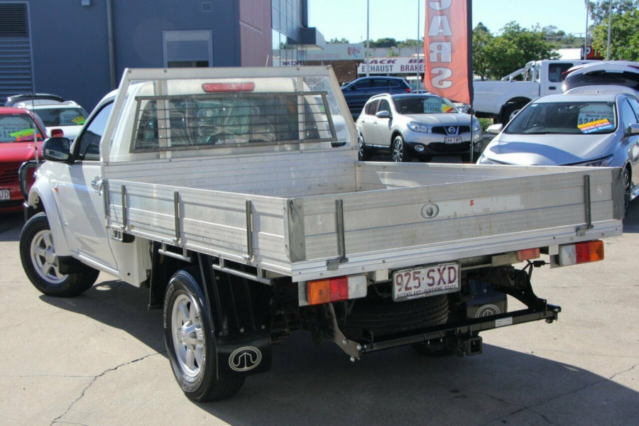 2010 Great wall V240 K2 Cab chassis