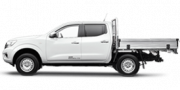 New RX 4X4 Dual Cab Chassis