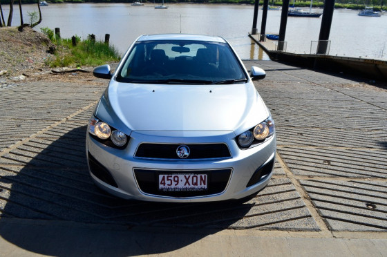 2013 Holden Barina TM  CD Hatchback
