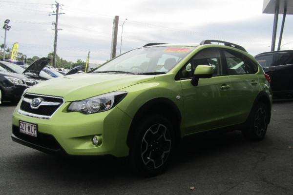 Subaru Xv 2.0I-L G4X MY15