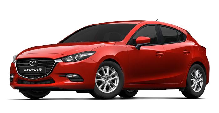 2017 Mazda 3 BN5478 Neo Hatch Hatch