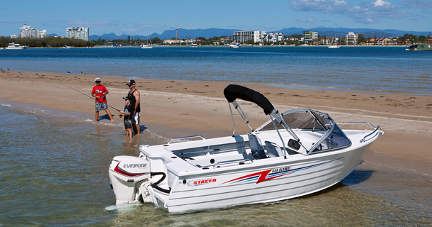 New Stacer 449 Seaway