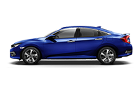 New Honda Civic Sedan