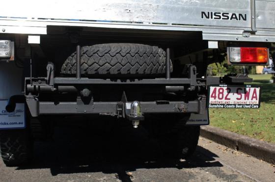2012 MY13 Nissan Patrol