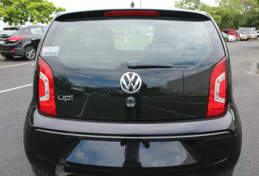 2014 Volkswagen Up! TYPE AA MY14 Hatchback