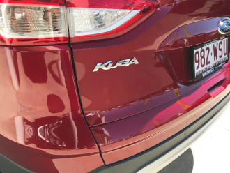 2016 Ford Kuga TF MKII Ambiente FWD Suv