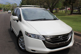 Honda Odyssey 4th Gen