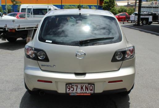2007 Mazda 3 BK10F2 NEO Hatchback