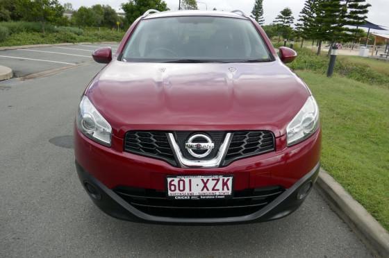 2013 Nissan DUALIS J1 4 Hatchback