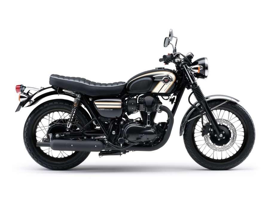 2017 MY16 Kawasaki W800 SE 2016 W800 SE