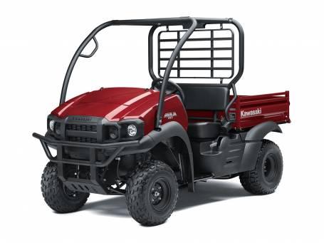 New 2017 Mule SX
