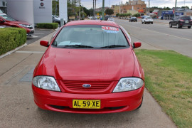 2001 Ford Falcon AU II SR SR - Forte Sedan