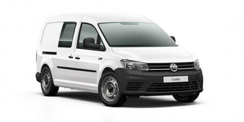 2017 MY17.5 Volkswagen Caddy Van 2KN Maxi Crewvan Van