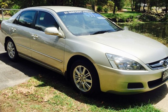 2006 honda accord 7th gen v6 sedan for sale in rockhampton dc motors. Black Bedroom Furniture Sets. Home Design Ideas