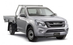 New Isuzu UTE 4x2 SX Single Cab Chassis Low-Ride