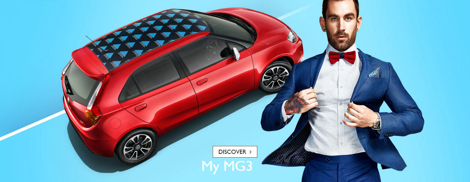 Discover the all new MG MG3 hatch today! The perfect car for the Brisbane driver.