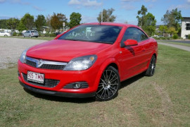 2009 Holden Astra AH  Twin Top Convertible