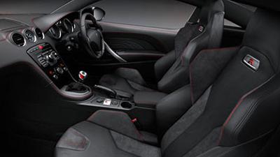 RCZ R Interior Comfort
