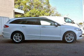 2018 MY18.25 Ford Mondeo MD 2018.25MY Ambiente PwrShift Wagon