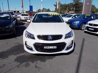 2015 Holden Commodore VF II SV6 Sedan