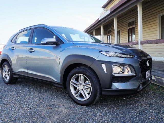 2018 Hyundai Kona OS Active with Safety Pack Wagon