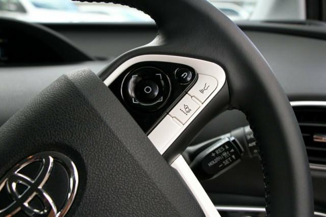 2016 Toyota Prius ZVW50R Prius Liftback