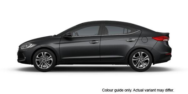 2018 MY17 Hyundai Elantra AD SR Sedan