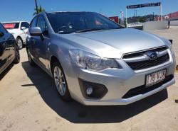 Subaru Impreza X G4