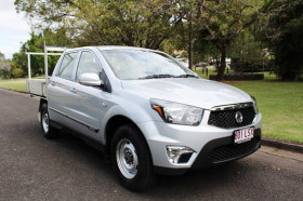 Ssangyong Actyon Sports Tradie Q150