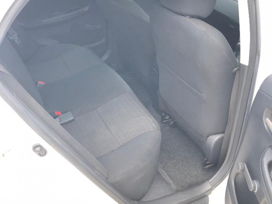 2007 Toyota Corolla ZZE122R ASCENT Sedan