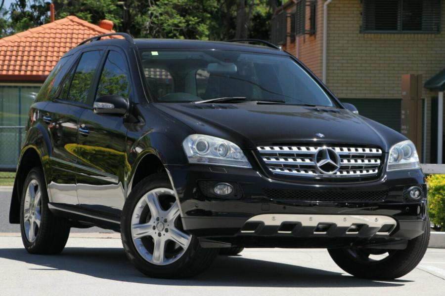 2007 my08 mercedes benz ml320 cdi w164 my08 luxury wagon for 2007 mercedes benz ml320 cdi