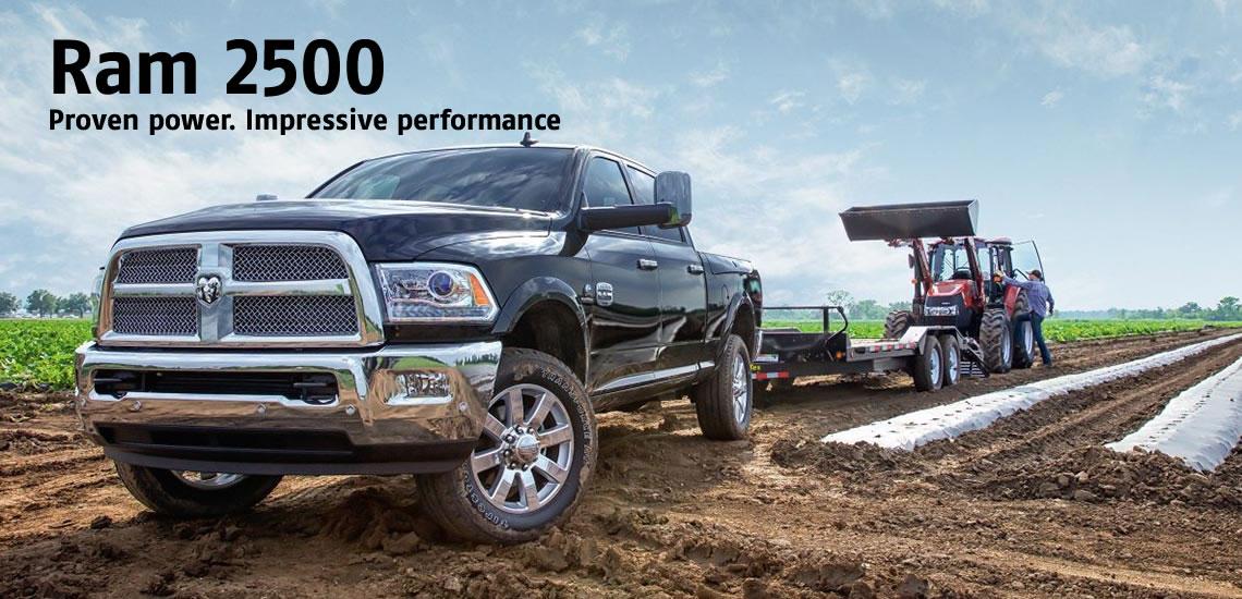 RAM 2500 | South Coast Prestige