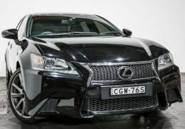 Lexus GS250 F Sport GRL11R
