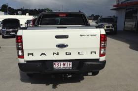 2016 Ford Ranger PX Wildtrak Utility