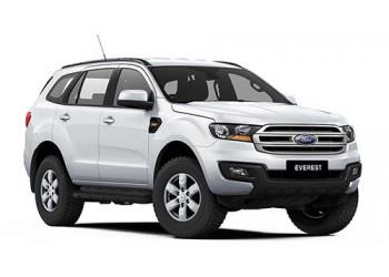 Ford Everest Ambiente RWD UA